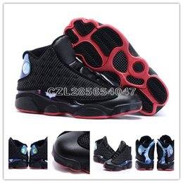 Wholesale Discount Retro XIII Superman Batman Basketball Shoes Trainers Best Quality Sports Sneakers Shoes Sneakers Retro Shoes Drop Shipping