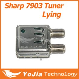 Wholesale Original Sharp Tuner Lying Type A openbox skybox F5 F5S V5S V8 V8S M3 M5 S10 S12 M3 F5 F5 orton403 satellite receiver