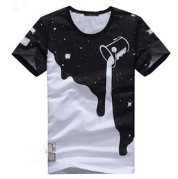 Wholesale Designer Men's Clothing Online New Mens Summer Tops Tees