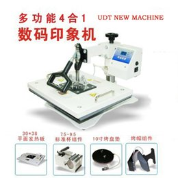 Wholesale BOYI U0001 ADVANCED PROFESSIONAL COMBO HEAT PRESS MACHINE SWING T SHIRT HEAT PRESS X38CM WITH MUG PRESS PACKAGE DEAL IN