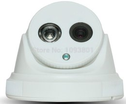 Wholesale 2014 Latest Hd mp p Ahd Camera Dome m Ir Distance Analog Video Plastic Bnc Output High Quality Technology From
