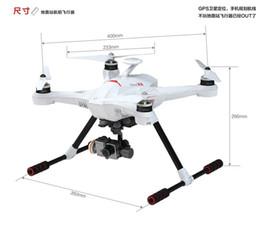 Promotion gps quadcopter fpv Walkera Scout X4 GPS Drone Quadcopter RC Devo F12E G-3D Gimbal ILook plus caméra FPV