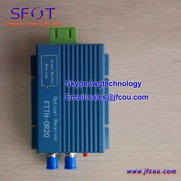 Wholesale Mini Optical Receiver FTTH optical receiver CATV optical node SFOT ws OR20A Mini node