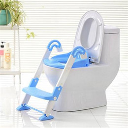 Wholesale 2015 New Babyhood Kids Toilet Trainer Pedestal Toddler Baby Potty Training Seat