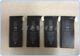 Wholesale Original Best Quality Built in Internal Li Li ion Replacement Battery For iphone S S S C G mah mah mah mah mah