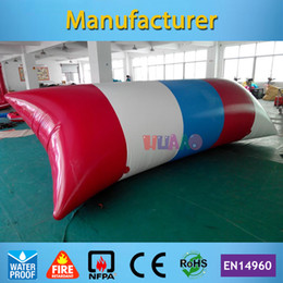 Wholesale mm inflatable water blob for sale wit free CE UL pump carry bag repir kit