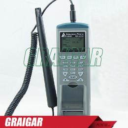AZ9851 Hygrometer Printer,AZ9851 External Temp. Humidity Hygrometer Datalogger with Printer
