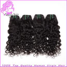 Wholesale 7A Malaysian Virgin Hair Natural Wave Remy Human Hair Malaysian Wavy Alibaba Express Virgin Hair Bundle Deals inch Pure Color By dhl