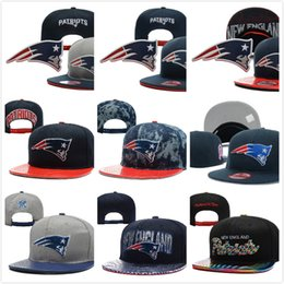 Wholesale New England Snapback Hat Thousands Snap Back Hat For Men Summer Baseball Cap Patriot American Football Hat Women Baseball Cap Mix Order
