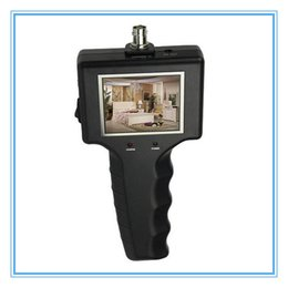 Wholesale Portable inch CCTV test monitor CCTV Security Camera Video Tester Security Monitors Mini CCTV Service LCD Tester Monitor