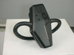 2017 bluetooth auriculares cámara espía S10 falso cámara auricular de Bluetooth cámara de vídeo HD Mini oculta espía de seguridad CCTV cámara espía DV DVR con ranura para tarjeta TF 20pcs / lot bluetooth auriculares cámara espía limpiar