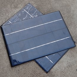 Wholesale 2 Solar Cell panel Watt for battery charger backpack power W V mm