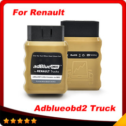 Wholesale 2015 Newest Arrival Truck Adblue Emulator AdblueOBD2 for RENAULT Trucks equipped