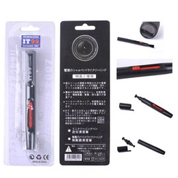 Wholesale High Quality IT99 Lens Pen Camera Cleaning Lenspen Mini Digital Camera Filters Lens for DSLR VCR Camcorde with Retail Package