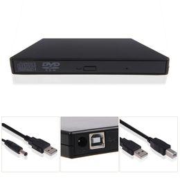Wholesale New USB External DVD Combo CD RW CD RW Burner Drive Black
