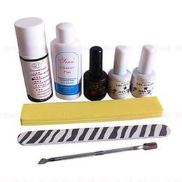 Wholesale Practical Candy UV Color Gel Nail Art Sets Kits Assorted Colors for UV Color Gel