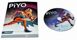 Wholesale PIY DVDs Set Workout Chalene Johnson s Base Kit Fitness Workout DVD with Guide Books dvds in brown box brand new