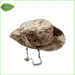 Super sniper en Ligne-Gros-BH01 Sports de plein air tactique BONNIE chapeaux ronds capeline de pêche Sun Bonnet James Super Light Sniper