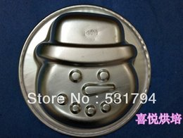 Wholesale Hot Free International Shipping Bread pudding mold jelly mold anode baking mold cake mold