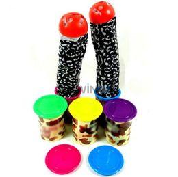 Wholesale 10PCS Best Manmade Candy Jar Trick Kids Toy Joke Gag Prank Novelty Trick Funny Gift