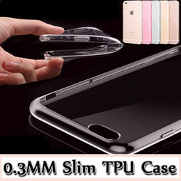 Wholesale 0 mm TPU Ultra Thin Slim Soft Silicone Rubber Clear Transparent Case Cover for iPhone Plus SE S Samsung S7 Edge S6 Note MOQ