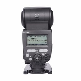 Wholesale NEW YONGNUO YN685 G Wireless HSS s Radio Slave Mode Flash Speedlite for Canon Compatible with YN622C