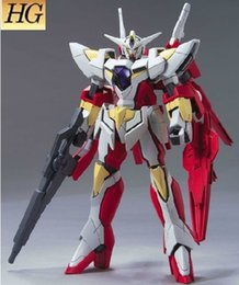Wholesale Brand Gundam Model Action figure Robot Anime Assembled GUNDAM MG Reborn Fighter Original box kids Gift