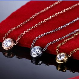 New Design fashion bear Necklace & Pendant Gold Silver Chain Long Necklace stainless steel pendants chain necklace women