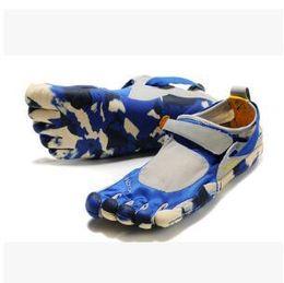 Wholesale Al por mayor Mens a estrenar Senderismo Zapatos Fives Fingers Yoga Escalada Botón Fives Velero mágicos zapatos envío libre