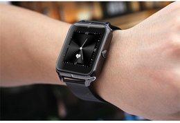 Acheter en ligne Moniteur de sommeil podomètre-Nouvelles montres intelligentes Compatible Platform IOS Android avec surveillance de caméra podomètre Rappel sédentaire de sommeil pour iPhone Huawei smartwatches