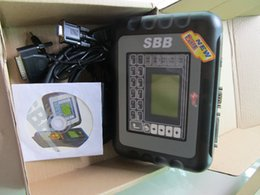 Wholesale 2015 Latest V33 SBB New Immobilizer Transponder Auto Car Silca Sbb Key Programmer Multi languages Useful Key Pro Tool