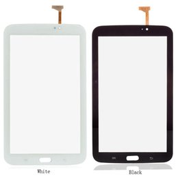 Wholesale Newest Tablet Touch Panel Two Colors Tablet Digitizer Glass Tablet Replacement Parts For Samsung Galaxy Tab T210 Wifi
