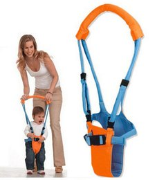 Wholesale Retail Baby Walker new style Toddler keeper Safety Harness Assistant Walking baby carrier Harnesses kids Learning Walk HX
