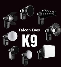 Flash Accessoires Kit K9 (Barndoor / snoot / softbox / honeycomb / beauty disc / diffuser) SGA-K9 pour Nikon SB 910 700 Canon 580EX II à partir de fabricateur