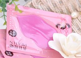 Wholesale 2015 hot item PILATEN Authorized Collagen Crystal Lips Mask Moisturizing Anti Aging Anti Wrinkle Lip Care
