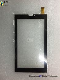 7 inch Tablet PC Digitizer Touch Screen Panel Replacement part-for ZY0049V0 0805 RX ZY TOUCH