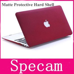 Wholesale Cool Frosted Surface Matte Protective Hard Shell For Macbook Protective Case For inch Mac book