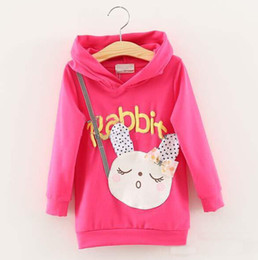 Spring and Aurumn Girls Hoodie Children Hoodie Sweatshirts Korean Hoody Hoodie Girl Dress Children Clothes Kids Clothing