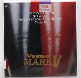 Free shipping Yasaka MARK V Table tennis rubber Yasaka Ping Pong rubber