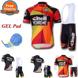 Argentina Invierno Bicicletas 2017 Pro Mountian Ciclismo Jersey / respirables Ropa Ciclismo / bicicleta Ropa Mans Bike Deportes Ropa con Bib Gel Pad Pants cheap pro cycling bibs winter Suministro