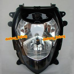 Wholesale Motorcycle Front Headlight Lighting for Suzuki GSXR K3 GSXR1000 Aftermarket Replacement order lt no track