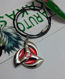 Anime Naruto Hatake Kakashi Sharingan Necklace Of Cosplay