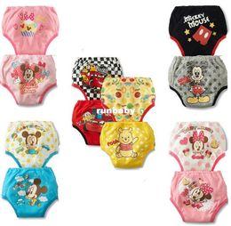 Wholesale Latest baby potty training pants toilet trainer pant infant panties underwear