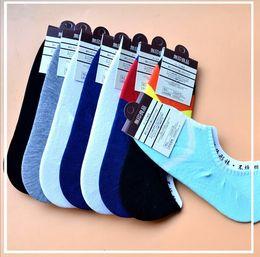 2016 Newest cotton blend national flag men socks boat socks summer short sock 5 colors in stock 1000X