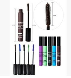 Wholesale-Factory Outlet New Fast Feng eyebrow dye eyebrow cream waterproof lock-dimensional color brown eyebrow cream Purple Mascara