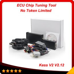 2016 Newest version KESS V2 OBD2 Manager Tuning Kit V2.12 ecu chip tuning tool multi-language free shipping