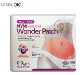 Wholesale 2015 Hot Mymi Wonder Patch Abdomen Treatment Loss Weight Products Health Fat Burning Slimming Body Waist Slim Mask