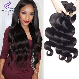 unprocessed Brazilian virgin hair body wave 3 bundles human hair cheap and quality free shipping wholesale price