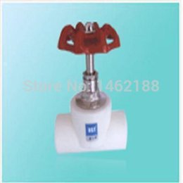 Wholesale Enviroment friendly PPR Pipe Globe valve DN25X3 quot Fittings Connector for sanitary water pipeline