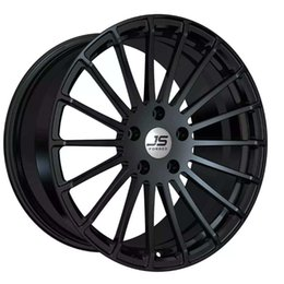 Wholesale TOP Quality FORGED ALLOY WHEEL size quot x10 Mag wheels Matte Black for European Luxury Cars